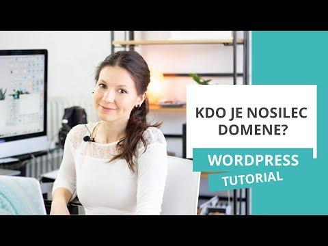 Kako preveriti lastnika domene – WordPress nasvet