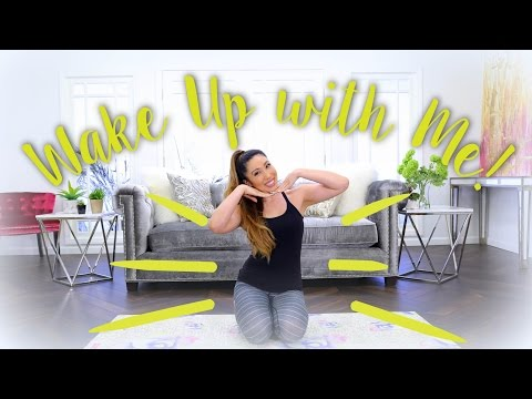 Wake Up With Me Workout - Best Morning Workout