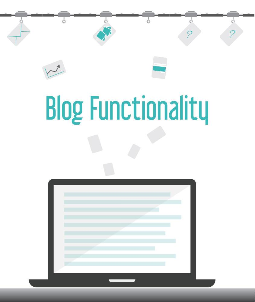 Blog Functionality and what I really need