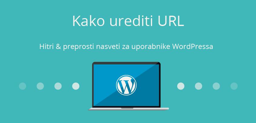 Kako urediti URL