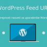 WordPress Feed URL, kaj je in kje ga najdeš – WordPress nasvet