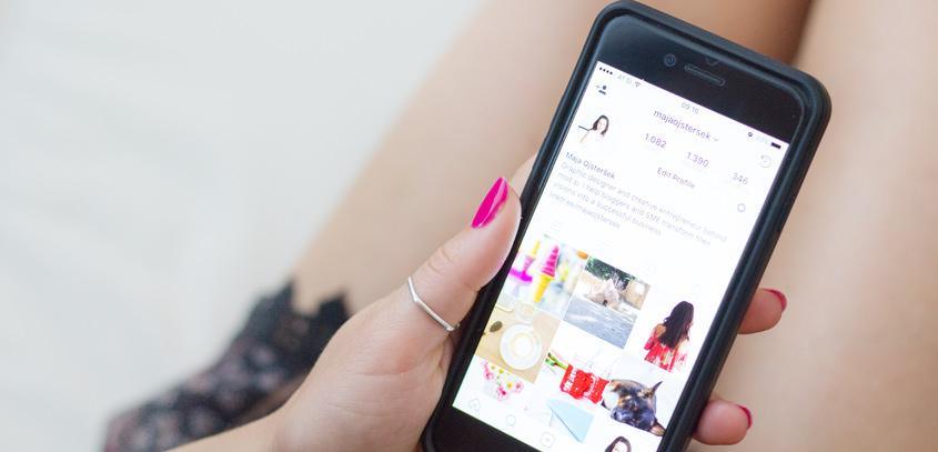 Aplikaciji za nalaganje, urejanje in upravljanje objav na Instagramu