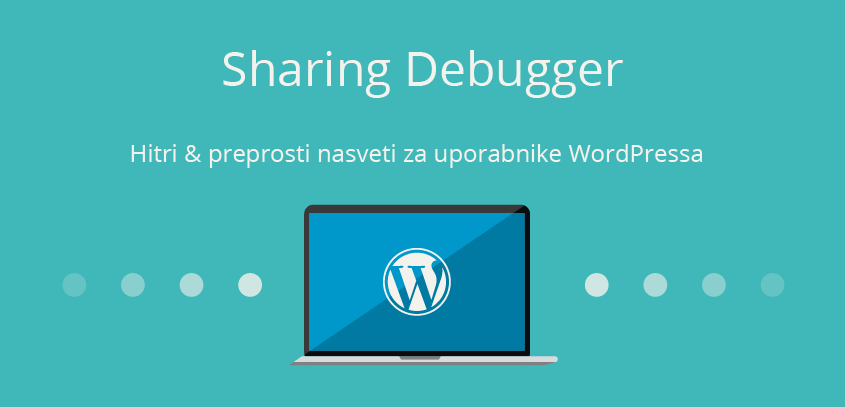 Sharing Debugger - WordPress nasvet