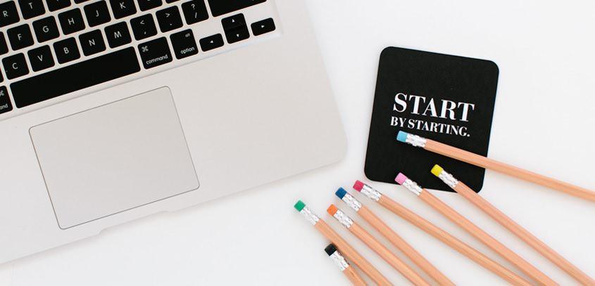 Kaj najprej oblikovati, ko začneš svoj biznis?