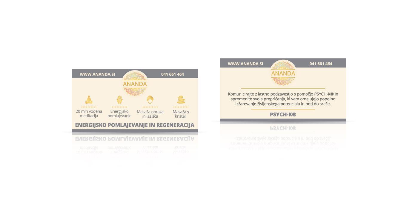 Ananda info. kartice