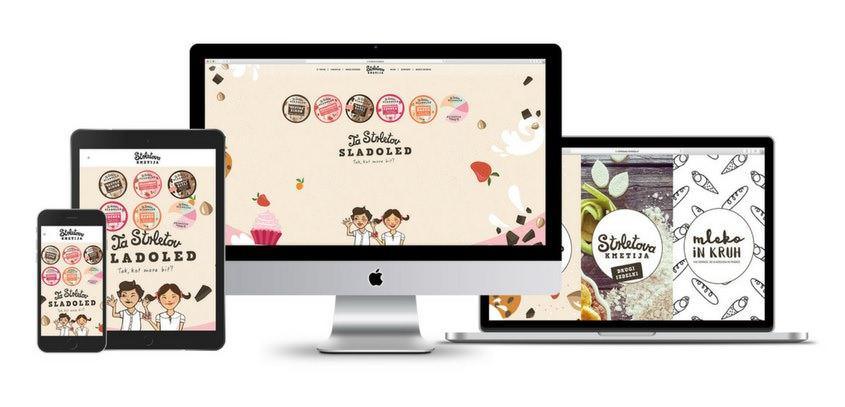 Nova spletna stran Strletova kmetija