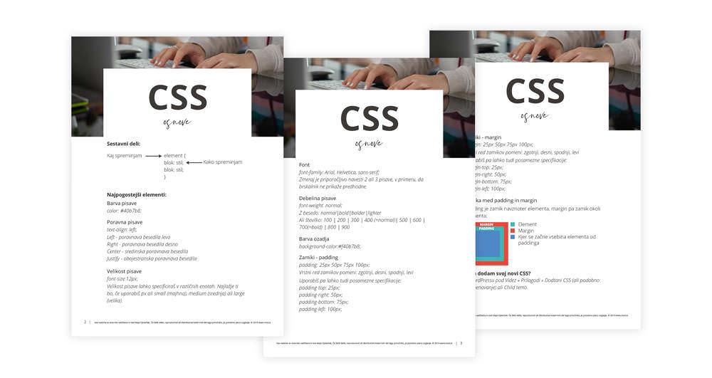 CSS osnove