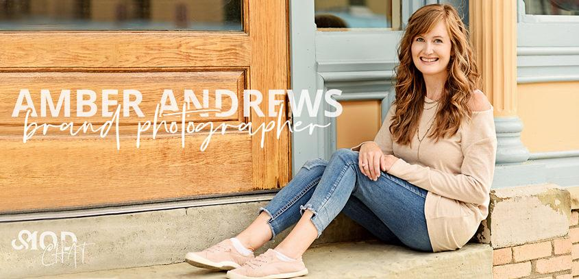 MOD chat: Amber Andrews, brand photographer