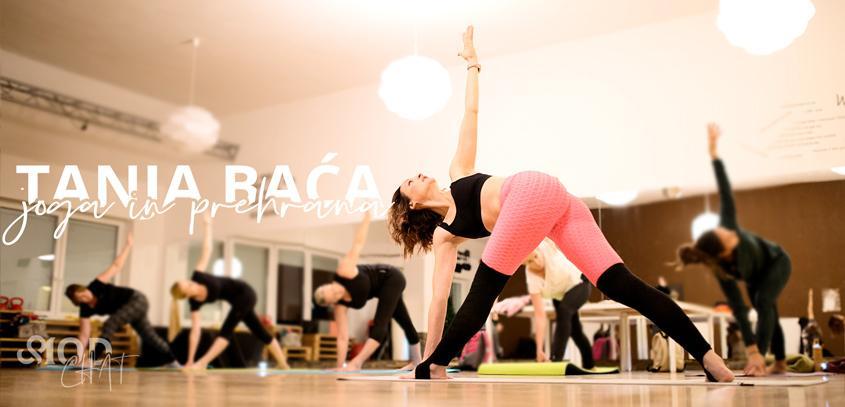 MOD chat: Tanja Baća, učiteljica joge in svetovalka za prehrano