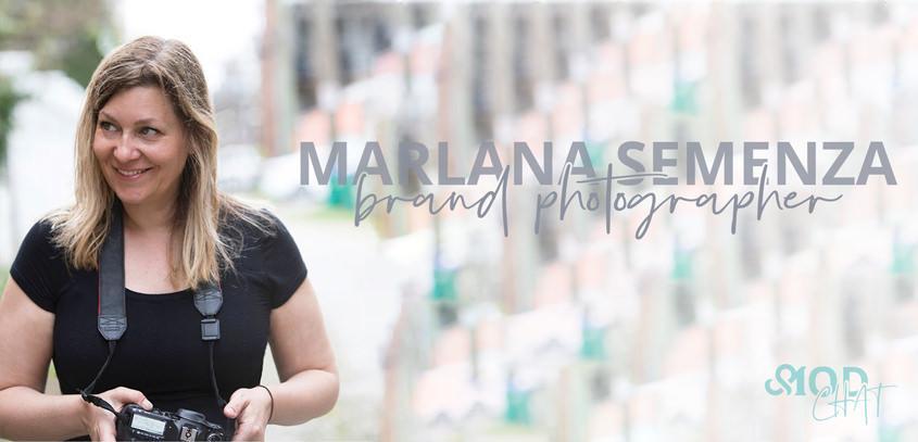 MOD chat: Marlana Semenza, personal brand photographer