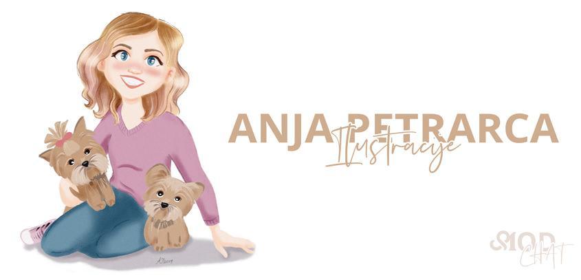 MOD chat:Anja Petrarca, ilustracije