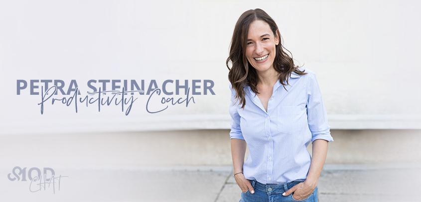 Petra Steinacher, Productivity Coach