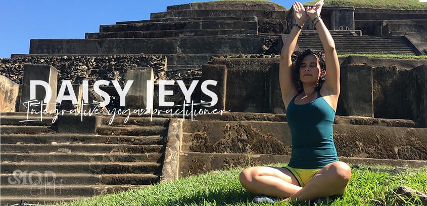 MOD Chat: Daisy Jeys, integrative yoga practitioner