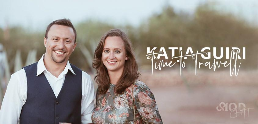 MOD chat: Katja Guiri, co-founder of Time to Trawell