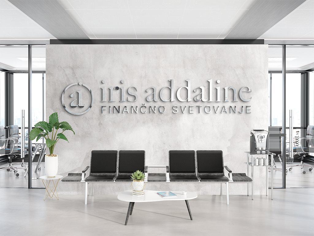 iris addaline finančna svetovalka