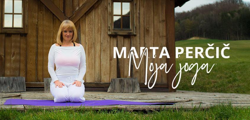 MOD chat: Marta Perčič, Moja joga